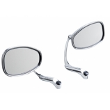 Rearview Mirrors set - Cafe Racer