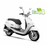 City 125cc - White
