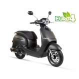 City 125cc - Black