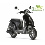 City 50cc - Black