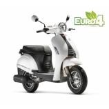 City 50cc - White