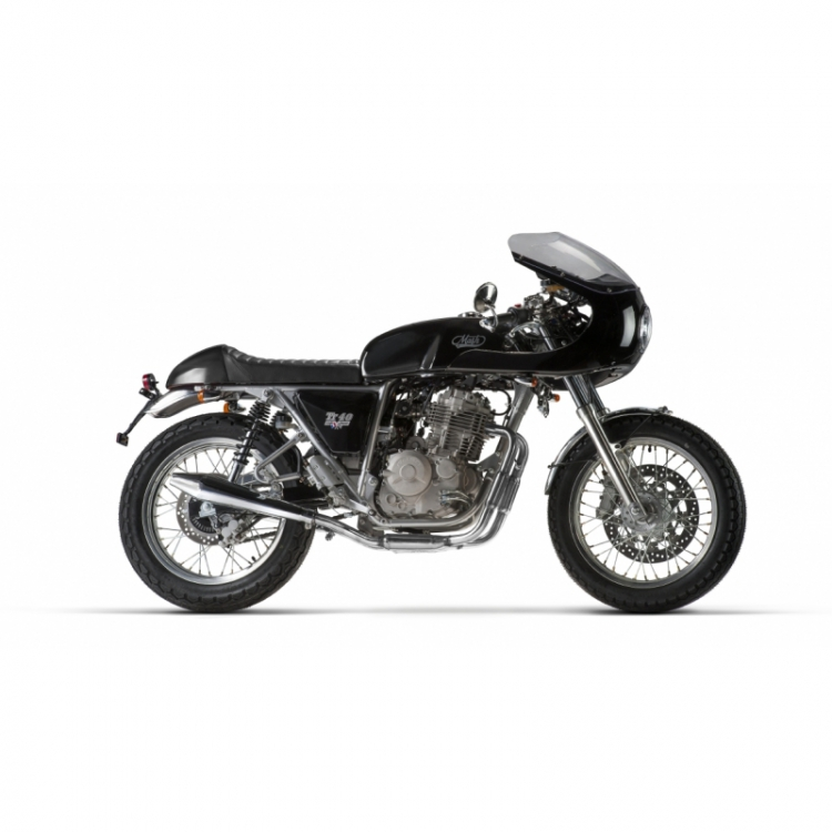400 Cafe Racer - Black