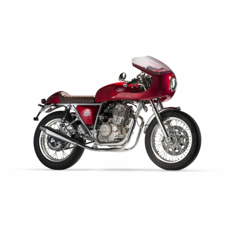 400 Cafe Racer - Red